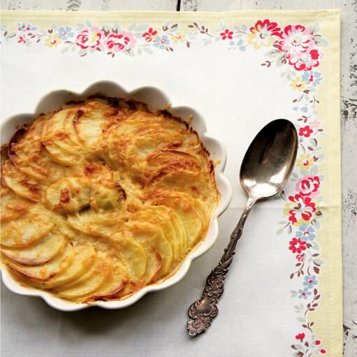 Rezept von Anne Faber: Kartoffelgratin