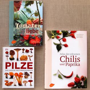 Neue Bücher: Botanik in der Küche