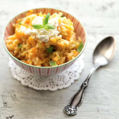 Rezept von Anne Faber: Risotto mit Karotten
