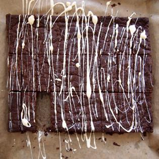 Aus Valentinas Küche: Schokoladen-Shortbread