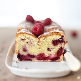 Rezept von Virginia Horstmann: Himbeer-Crème-Fraîche-Kuchen