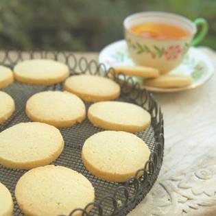 Rezept von Gaitri Pagrach-Chandra: Zitronen-Shortbread