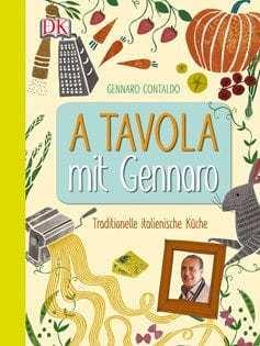 Kochbuch von Gennaro Contaldo: A Tavola mit Gennaro