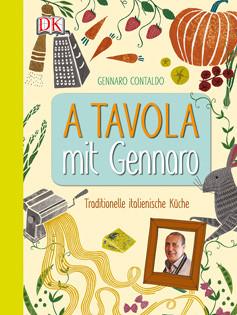 Kochbuch von gennaro contaldo a tavola mit gennaro valentinas kochen essen for Italienisches kochbuch