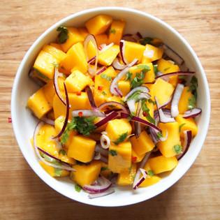 Rezept von Martin Morales: Ceviche de Mango – Mango Ceviche