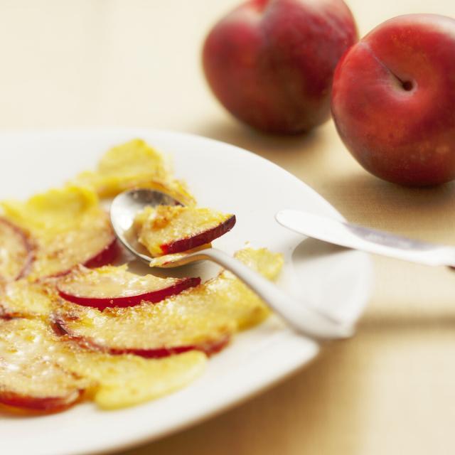 Rezept von von Sebastian Copien: Zwetschgenpfannkuchen