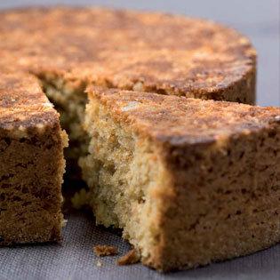 Rezept von Philippe Conticini & Thierry Teyssier: Knuspriger Kokos-Ingwer-Kuchen