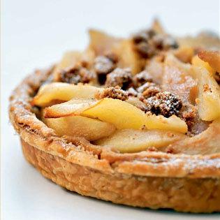 Rezept von Conticini & Teyssier: Birnentarte mit Karamell