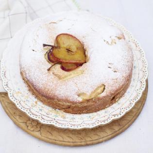 Rezept von Gennaro Contaldo: Oma Genoveffas Apfelkuchen