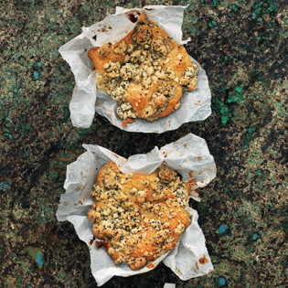 Rezept von Gerhard Jenne: Apfel-Streusel-Muffins