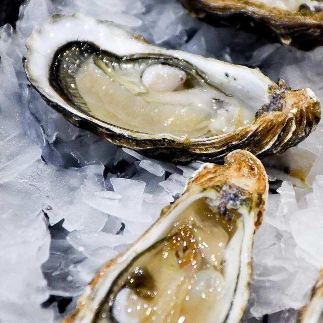 Rezept von Delphine de Montalier: Marinierte Austern