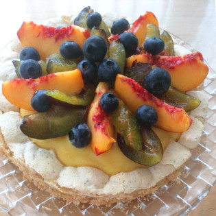 Aus Valentinas Küche: Frucht-Dacquoise