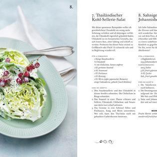 Rezept von Tina Nordström: Sahniger Salat mit Johannisbeeren