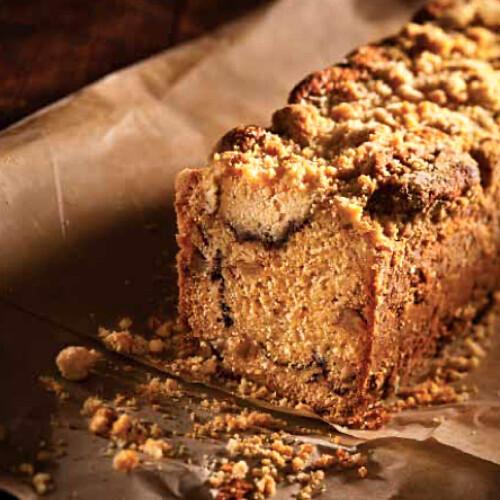 Rezept von Daniel Humm + Will Guidara: Birnen-Kaffee-Kuchen