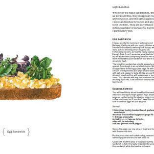 Rezept von Rose Carrarini: Club-Sandwich