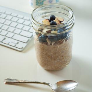 Rezept von Julia Mirabella: Hafer-Porridge