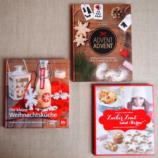 Neue Backbücher: Blogger-Weihnachtsbäckerei 2014