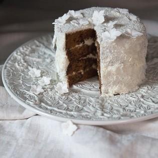 Rezept von Linda Lomelino: Karotten-Kokos-Torte Deluxe