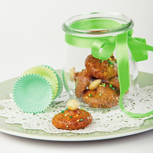 Rezept von Angelika Kirchmaier: Orangen-Lebkuchen-Nuss-Fladen