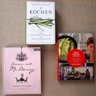 Kulinarische Belletristik, Comics & mehr – 2014