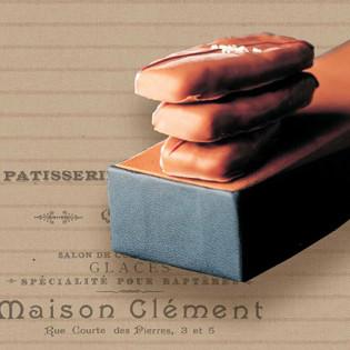 Rezept von Franz Ziegler: Französische Schokoladenkekse