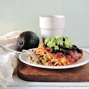 Rezept von Natalie Slater: Taco-Lasagne