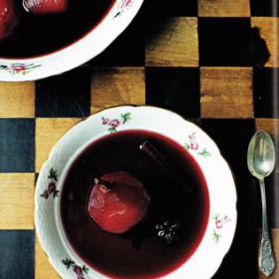 Rezept von Mimi Thorisson: Pears à la Médocaine