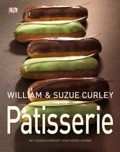 Backbuch von William & Suzue Curley: Patisserie