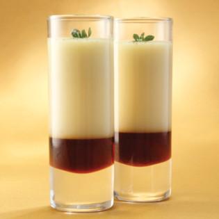 Rezept von William & Suzue Curley: Crème Caramel mit Zitronenthymian