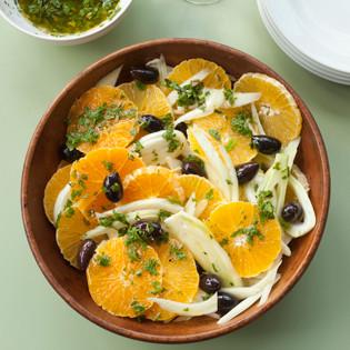 "Rezept aus ""Sizilien"": Insalata di Arance – Orangensalat"