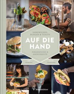 Kochbuch von Stevan Paul: Auf die Hand – Fingerfood & Abendbrote