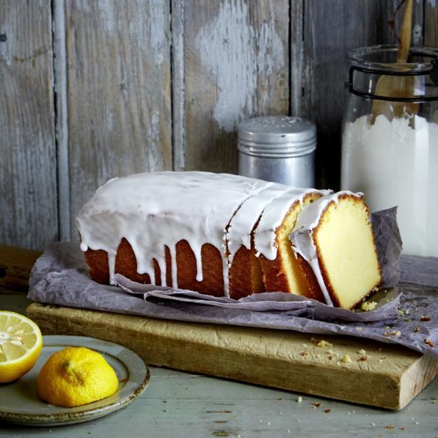 Rezept von Hannes Weber: Zitronenkuchen