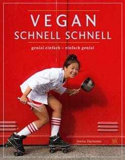 Kochbuch von Josita Hartanto: Vegan schnell schnell