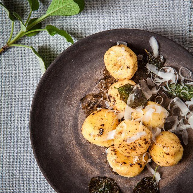Rezept von Jamie Oliver: Butter-Salbei-Gnudi