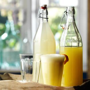 Rezept von Lindy Wildsmith: Zitronenlimonade