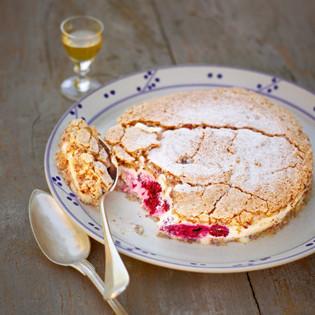 Rezept von Martin Walker: Gâteau meringué aux noisettes