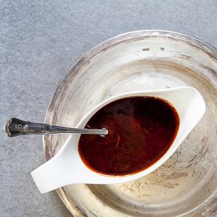 Rezept von Marco Baudone: Rotweinsauce
