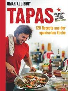 Kochbuch von Omar Allibhoy: Tapas