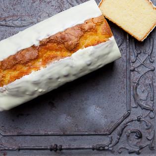 Rezept von Christophe Felder: Zitronenkuchen mit weißer Schokolade