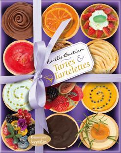 Backbuch von Aurélie Bastian: Tartes & Tartelettes