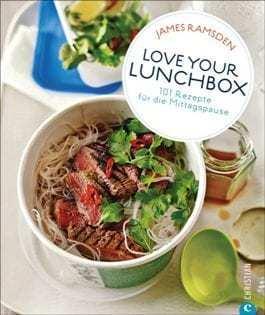 Kochbuch von James Ramsden: Love Your Lunchbox