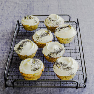 rezept von jane hornby courgette cupcakes with mascarpone frosting valentinas. Black Bedroom Furniture Sets. Home Design Ideas