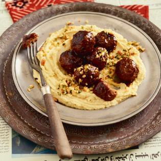Rezept von Nicole Stich: Rindfleischbällchen