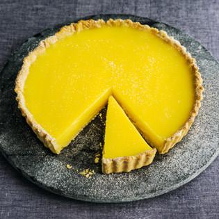 Rezept von Jane Hornby: Tarte au Citron