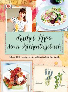 Kochbuch von Rachel Khoo: Mein Küchentagebuch