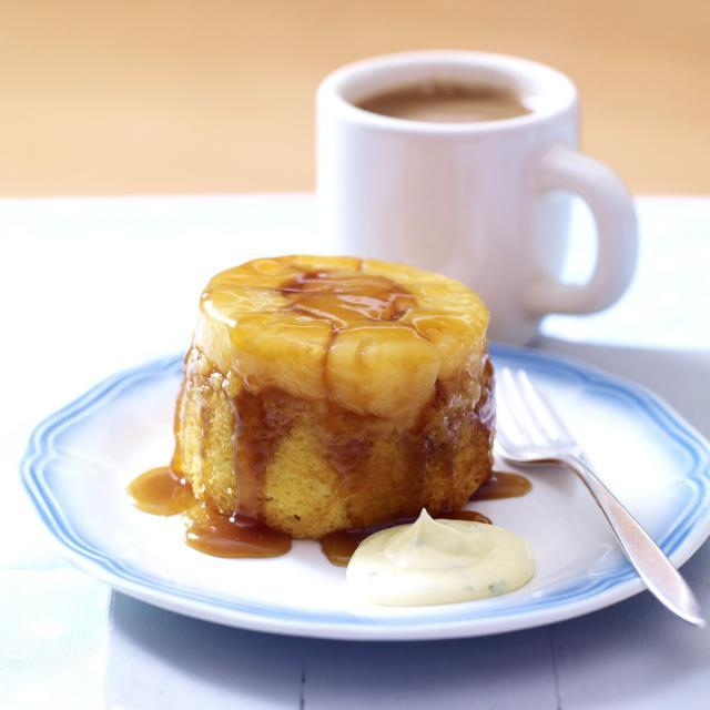 Rezept von Bretherton & Rosemond-Hoerr: Pineapple Upside-Down Cake