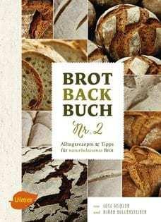 Backbuch von Lutz Geißler & Björn Hollensteiner: Brotbackbuch Nr. 2