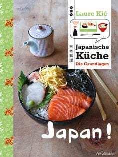 Kochbuch von Laure Kié: Japan!
