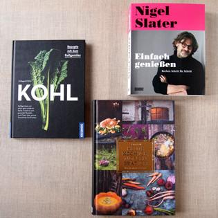 Neue Kochbücher: August 2015