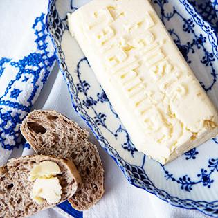 Rezept von Jenny Linford: Butter